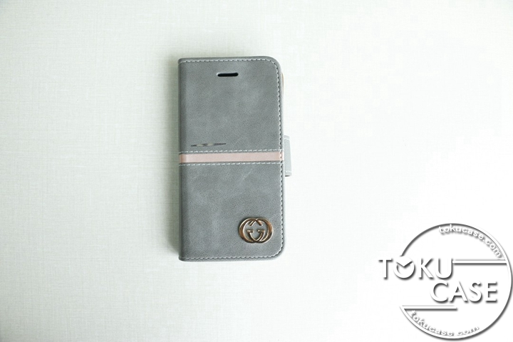 GUCCI iphone7plus手帳ケース