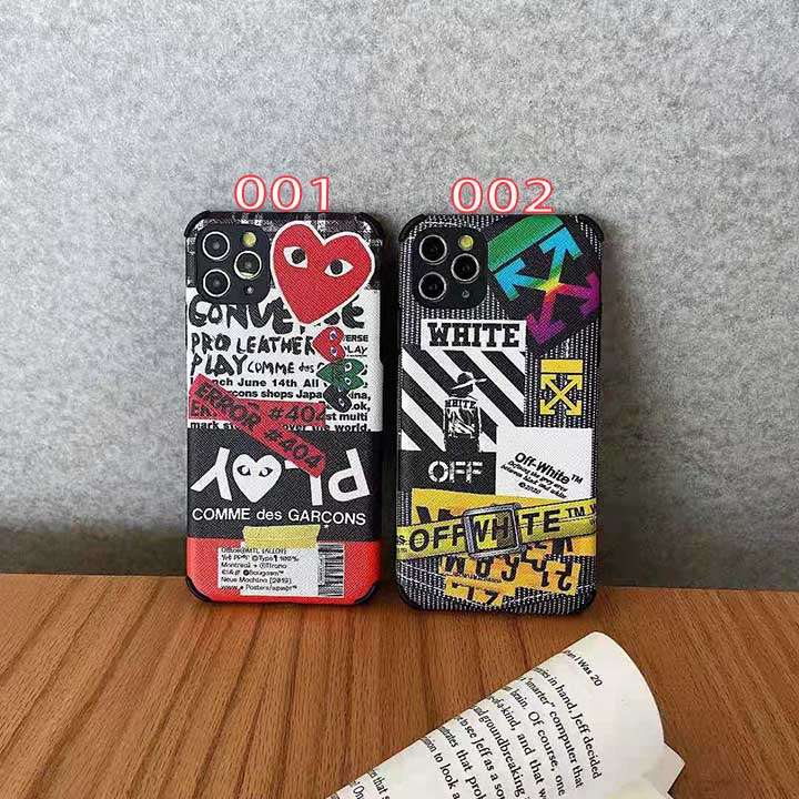 iphone12 proケース cdg 可愛い