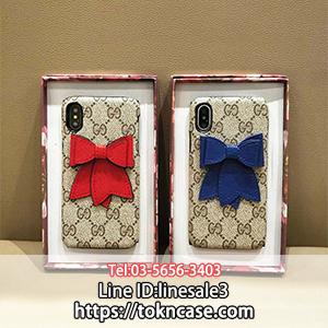 more photos 0bb8f 22de3 蝶結びリボン iphone7ケース グッチ iphone7PLUSカバー パロディ ...